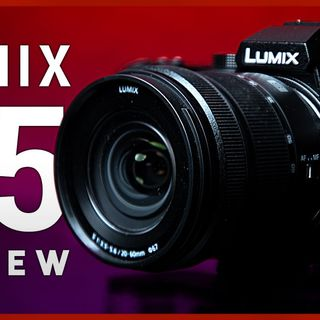 Hands-On Tech: Panasonic Lumix S5 Review