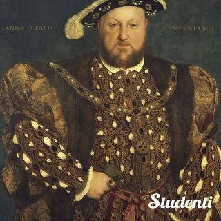 Biografie - Enrico VIII d'Inghilterra