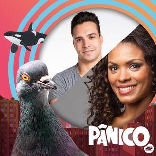 PÂNICO - AO VIVO - 18/02/2021 - Petrix Barbosa e Lidi Lisboa
