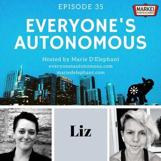 Episode 35: Liz