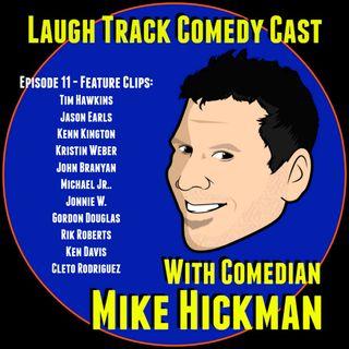 Laugh Track Comedy Cast Episode 11- Feature Clips