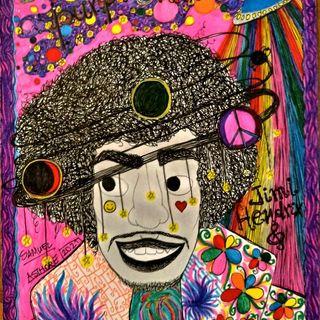 Episódio 3: Jimi Hendrix e Ficção Científica