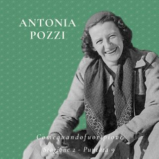 Antonia Pozzi - Comequandofuoripiove #9