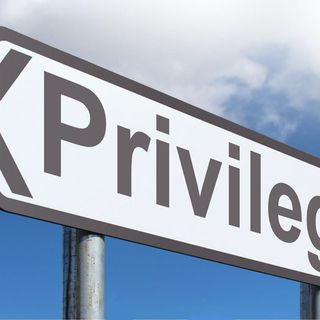 Privilege is slowly FADING!!!