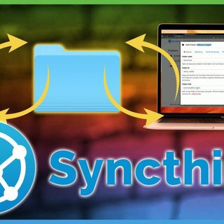 HOM 26: Syncthing - Free, open-source, continuous file synchronization