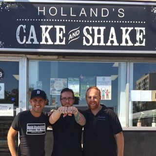 Ep 127- Holland's Cake and Shake & Suits N Toques