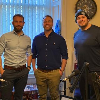 Episode 76 - Rugby - with Graham Hogg and Gordy Reid. Mental health, rugby and Irn Bru!