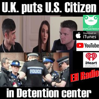 Morning moment U.K. puts U.S. Citizen in detention center Mar 14 2018