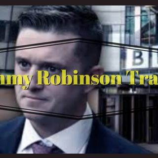#Tommy Robinson Travesty - SJG Stream Clip From 7/10/2019
