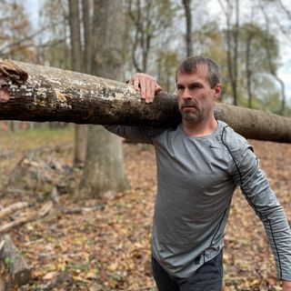 34 Physical Therapist Nick Burroughs on Fitness in the Outdoors