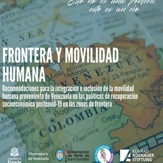 Frontera y movilidad humana