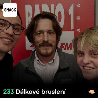 SNACK 233 Dalkove brusleni