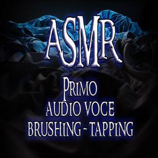 ASMR - Sussurri dal vostro Oste (whisper - brushing - tapping - soft spoken - relax)