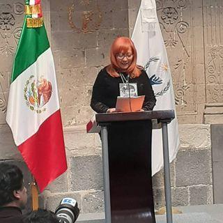 Rosario Piedra presenta programa de austeridad para CNDH