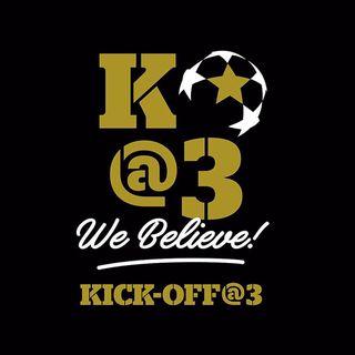 Kickoff@3 - Tony & Michael Wallace