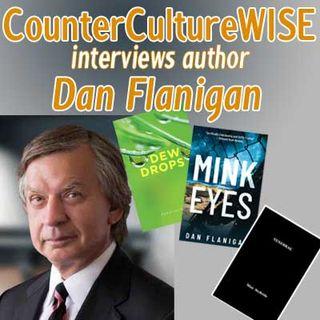 CounterCultureWISE interviews author Dan Flanigan!