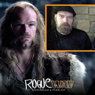 EP 23: Tyler Mane & Renae Geerlings, Project Power Review, Agents of SHIELD finale