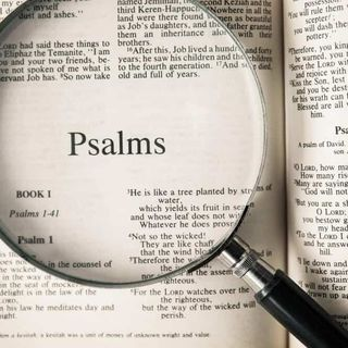 Bible Study Exercise: Psalm 2 Pt 4