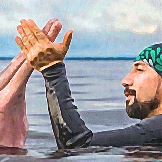 Fernando Trujillo en la expedición Guaviare 2021