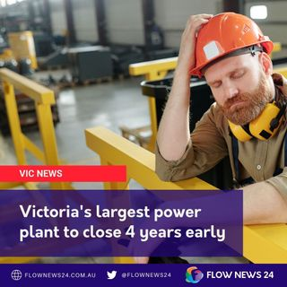 Another major Australian power plant closes - but what replaces the capacity?
