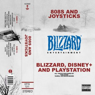 Episode 19: Blizzard, Disney+ and Playstation