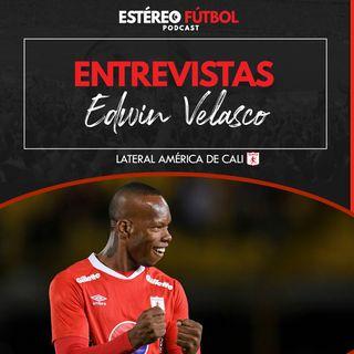Entrevista Con Edwin Velasco