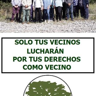 Lucia Cobo, Candidata de la Agrupación de Electores Vecinos LASR