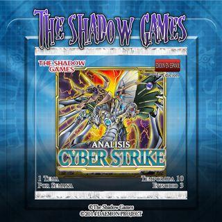 S10:E03 Análisis - Cyber Strike
