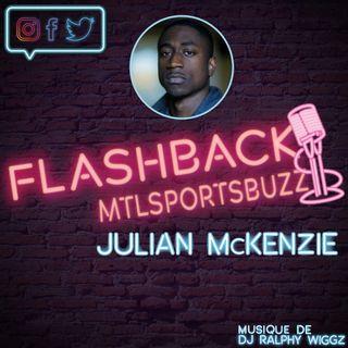 Julian McKenzie @FlashbackMSB