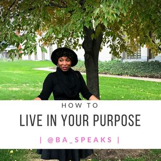 Living In My Purpose - Intro
