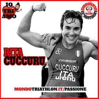 Passione Triathlon n° 155 🏊🚴🏃💗 Rita Cuccuru