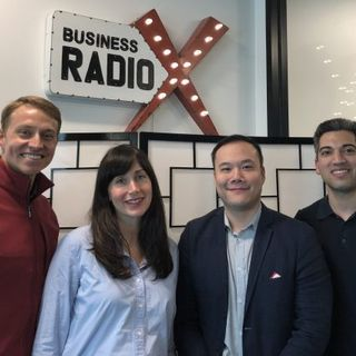 TECH TALK:  Andrew Leba with Fanaticus, Lynn Perry with Haste and Andrew McConnell with Rented