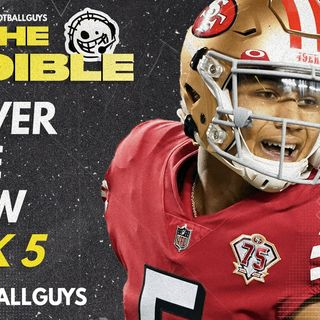 The Audible - Week 5 Waiver Wire Show - Fantasy Football 2021
