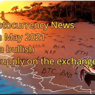 Cryptocurrency news 11th May 2021