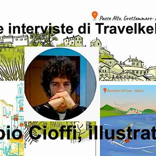 Ep. 5 Intervista all'illustratore Fabio Cioffi