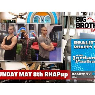 RHAPpy Hour | Live BBCAN4 May 8th Recap