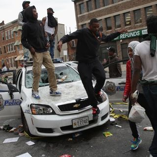 Cold War Radio - CWR#350 Cops Quit Baltimore Force In Droves While Murder Soars