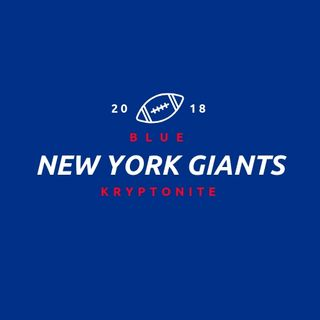Week 12: Giants Therapy