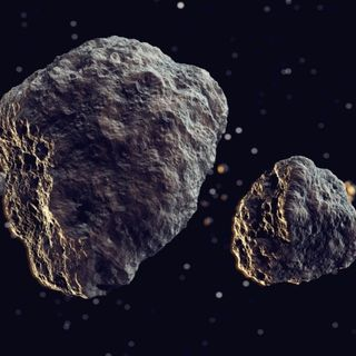 495-Catching Asteroids