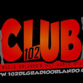 Friday Night Jamz on Club 102 Live 7/12/19