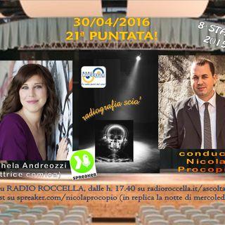 Radiografia Scio' - N.21 del 30-04-2016
