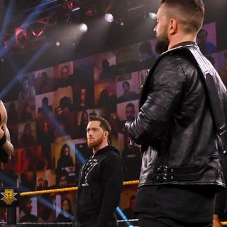 NXT Review: Finn Balor's Opponents Line Up & Karrion Kross Makes His Return