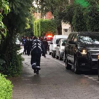 Un muerto deja balacera afuera de la casa de Norberto Rivera