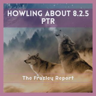 Howling About 8.2.5 PTR