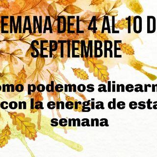 Esta Semana Del 4 Al 10 De Septiembre las Estrellas Se Alinean Para....