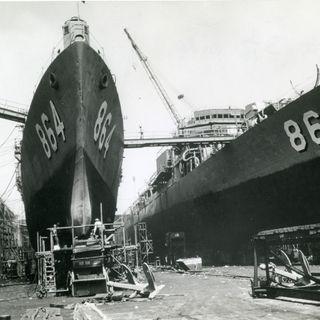 Brooklyn Navy Yard, el gran astillero de Nueva York