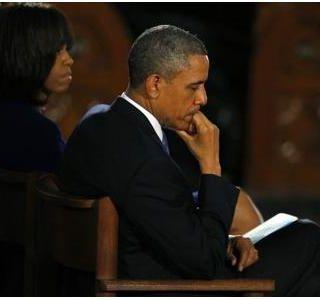 President Obama to Boston