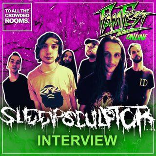 Interview with Sleepsculptor