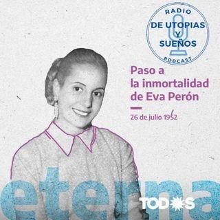 Hablemoslo Evita Eterna