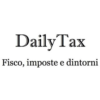 DailyTax Podcast - 5 aprile 2019